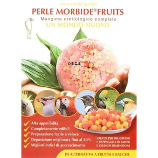 Ornitalia Perle Morbide Fruits Rosse
