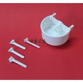 NKB Fach Anti spill pin set 10pcs