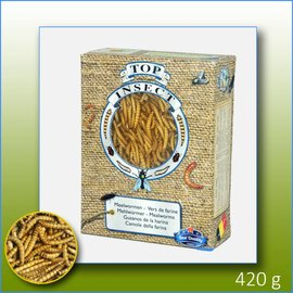 Top Insect Mealworms (frozen)