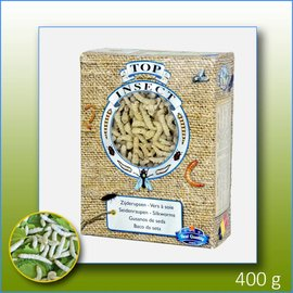 Top Insect Silkworms (frozen)