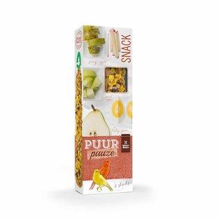 Witte Molen PUUR Pauze Zaadsticks Kanarie fruit