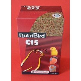 Nutribird C15 onderhoudsvoer 1 kilo