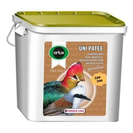 Orlux Uni Patee Premium - Universeel Voer 25kilo