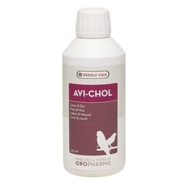 Versele-Laga Oropharma Avi-chol rui en lever 250 ml