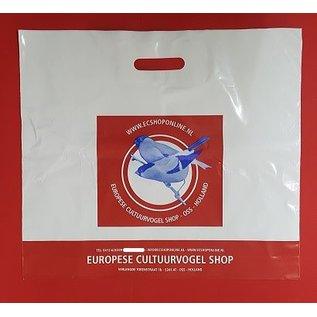 ECS Plastic Tasje ECS