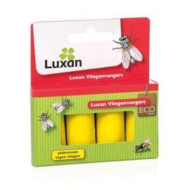 Luxan Luxan Vliegenvangers 4 stuks