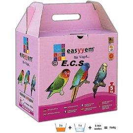 Easyyem Eivoer voor Parkieten