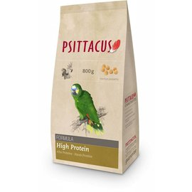 Psittacus High Protein Maintenance 800gram