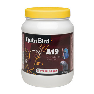 Nutribird A19 papegaai 800 gram