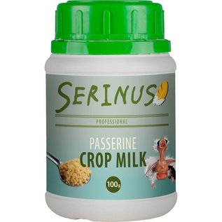 Serinus Serinus Passerine crop milk 100 gr