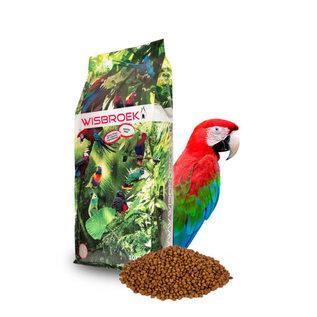 Wisbroek Parrot Fruit Blend Daily Large 0,8kilo