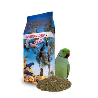 Wisbroek Wisbroek Parrot Nut Blend Daily Small 700gr