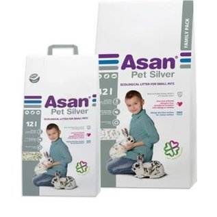Asan Asan Pet Silver