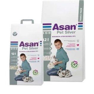 Asan Asan Pet Silver (bodembedekker vogel & knaagdieren)
