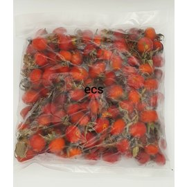 rozenbottels groot heel (vers diepvries) 500gram (leverbaar medio september) Pre order mogelijk