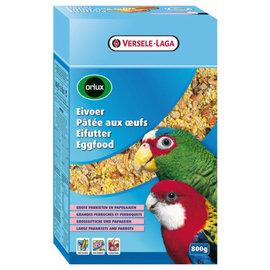 Orlux Eivoer droog grote parkiet & papegaai 800g