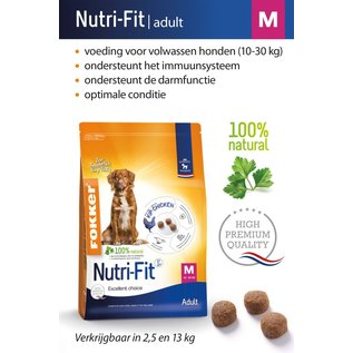 Fokker Dog Nutri-Fit M