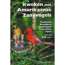 Copy of Boek. Kweken met Amerikaanse zangvogels