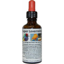 Sjoerd Zwart Super lever reiniger