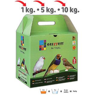 Easyyem Eivoer voor Exoten