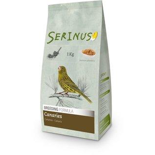 Serinus Serinus Canaries breeding formula 1 kg