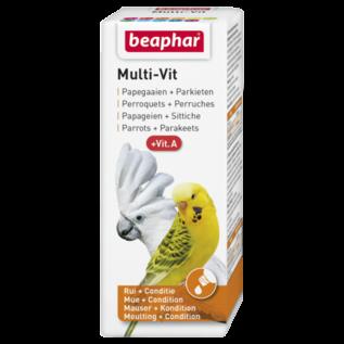 Beaphar Multi-vit Papegaai + grote parkieten