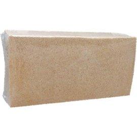 Wood fiber bale