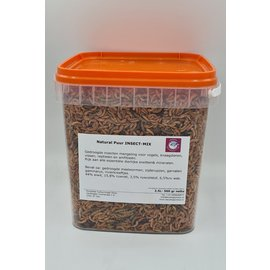 Natural Puur INSECT-MIX 2,5L