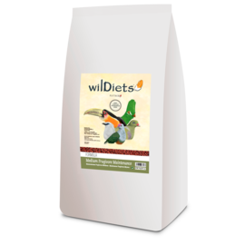 Wildiets WilDiets Frugivores Maintenance medium 3 kg