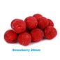 ECSPARTIKELS ECSP Strawberry Boilies 20mm 1kilo