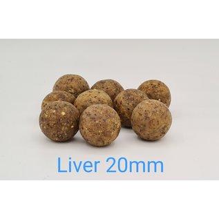 ECSP Liver Boilies 20mm