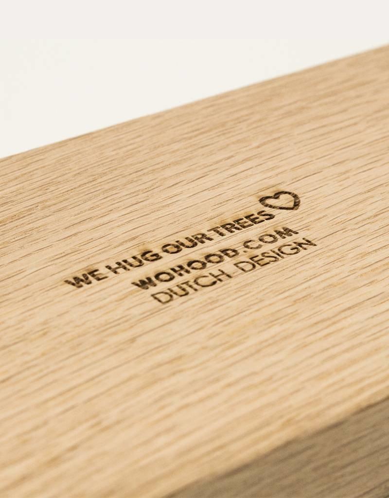 WOHOOD WOHOOD WOGANIZER-M Oak Nature