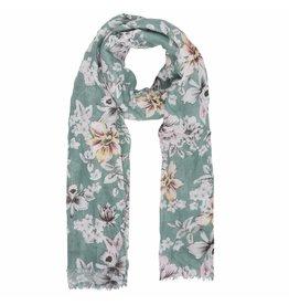 Juleeze Juleeze Sjaal Flower Paradise 90x175cm