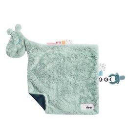 Done By Deer Done by Deer Comfort Blanket Raffi Blue