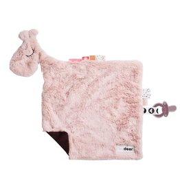 Done By Deer Done by Deer Comfort Blanket Raffi Powder