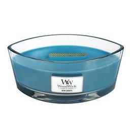 Woodwick Woodwick Dew Drops ellipse heartwick candle