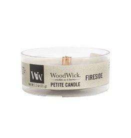 Woodwick Woodwick Fire Side Petite heartwick candle