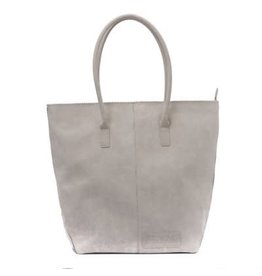 Zebra Trends Zebra Natural Bag Rits Light Grey