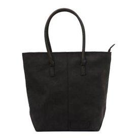 Zebra Trends Zebra Natural Bag RitsBlack