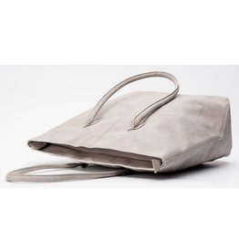 Zebra Trends Zebra Natural Bag kartel Rits Light Grey