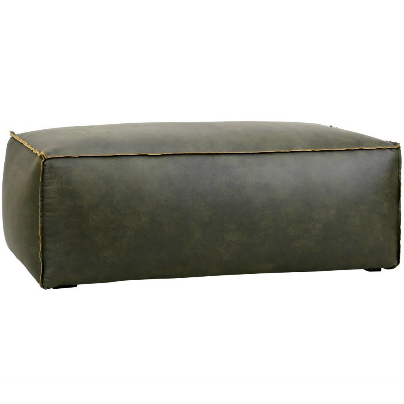 Be Pure Home Rodeo Poef 43x120x60 Army