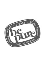 Be Pure Home Be Pure Home Rodeo Bank 3-Zits Cognac