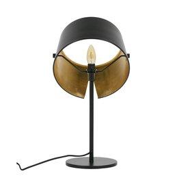 Woood Woood Pien Tafellamp Metaal Zwart
