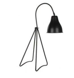 Casa Vivante Casa Vivante Kiki Bureaulamp Zwart 20x24x64cm