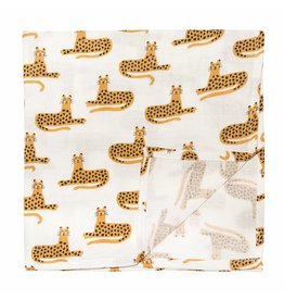 Trixie Trixie Hydrofiele doek 110x110cm Cheetah