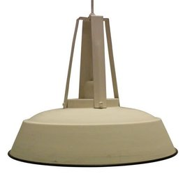 Light&Living Hanglamp Inez Creme