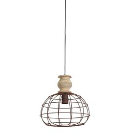 Light&Living Hanglamp 34x31 cm Bahati