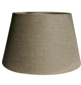 Light&Living Kap 50cm linnen donker