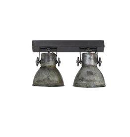 Light&Living Hang/wandlamp Elay 42x18x24cm