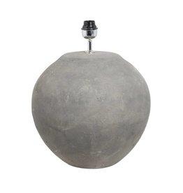 Light&Living Lampvoet 41x49cm Midway Grijs